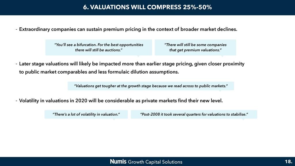 – Extraordinary companies can sustain premium p...