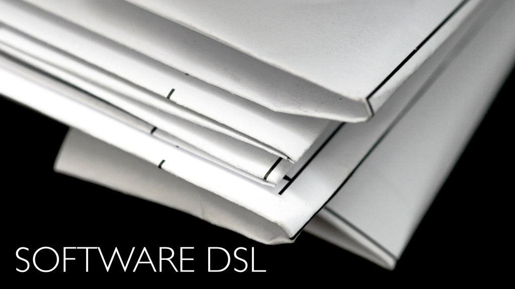 SOFTWARE DSL