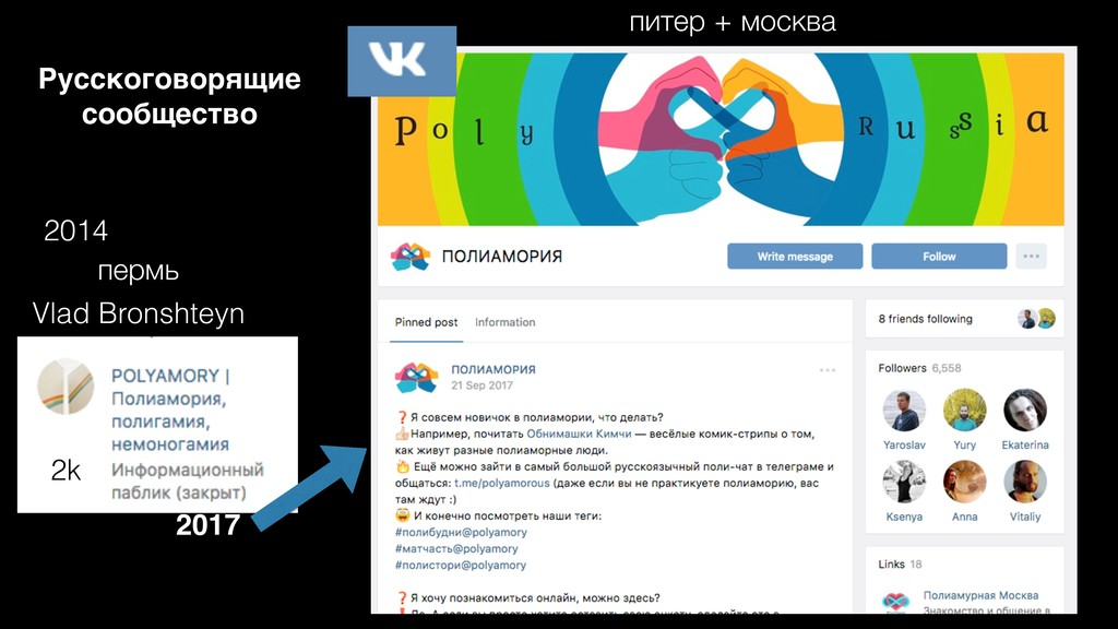 2017 Vlad Bronshteyn питер + москва пермь 2014 ...