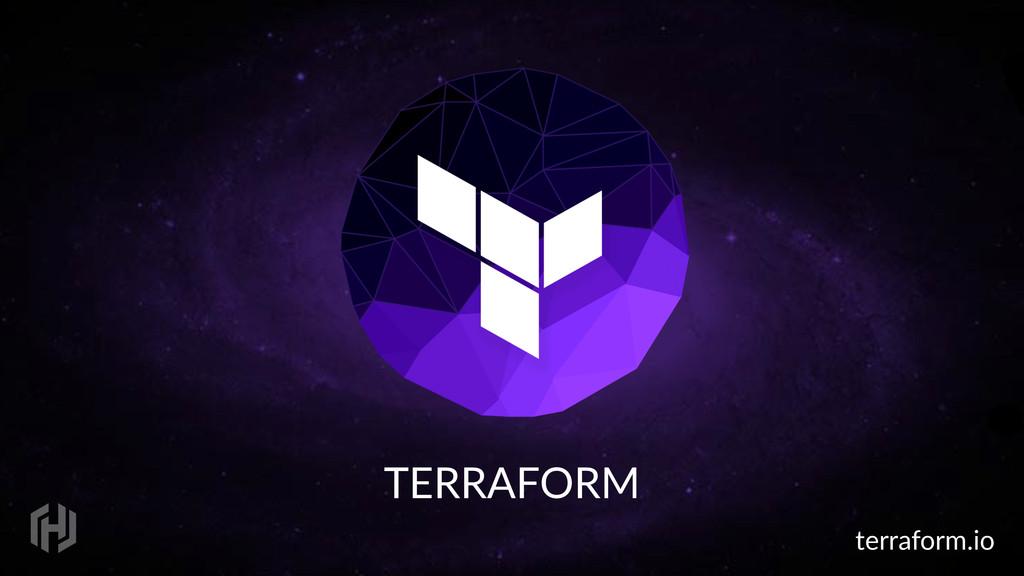 terraform.io TERRAFORM
