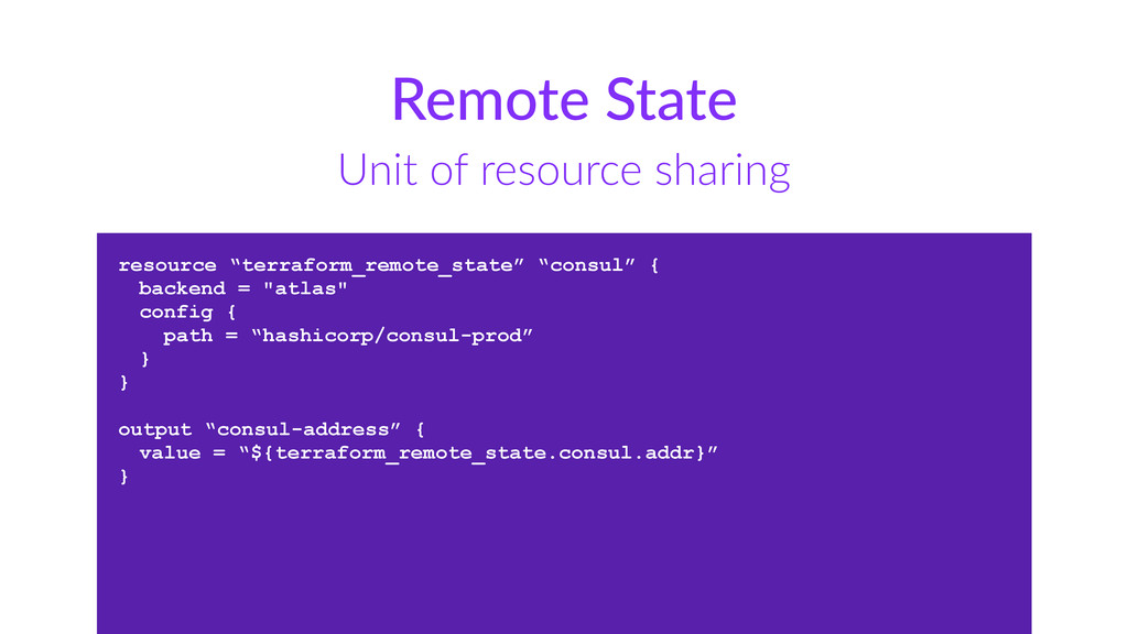 Remote  State Unit  of  resource  sharing resou...