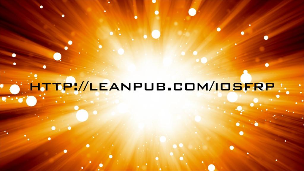 http://leanpub.com/iosfrp