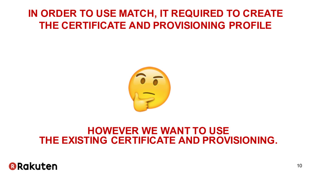 IN ORDER TO USE MATCH, IT REQUIRED TO CREATE TH...