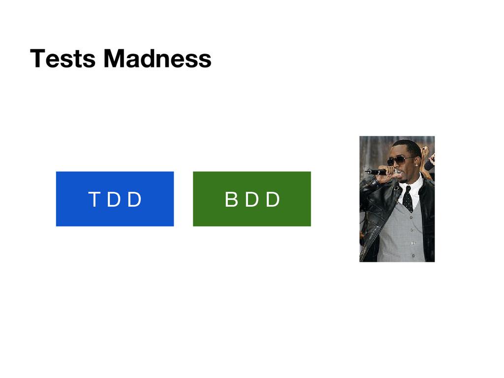 Tests Madness T D D B D D