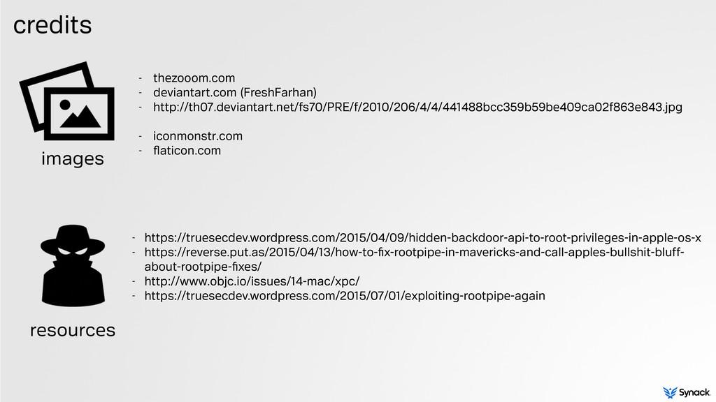 credits - thezooom.com - deviantart.com (FreshF...