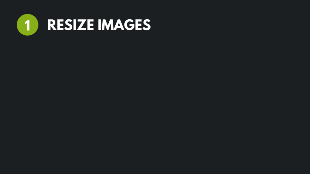 RESIZE IMAGES 1