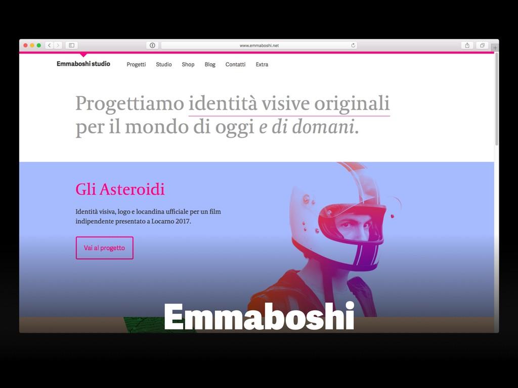 Emmaboshi