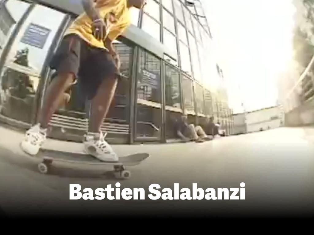 Bastien Salabanzi