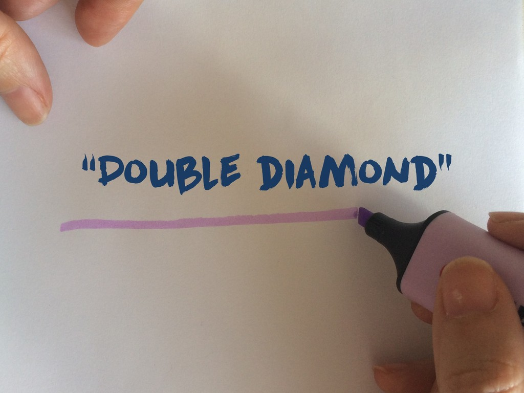 """""""Double diamond"""""""