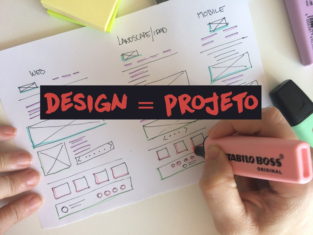 design = projet o