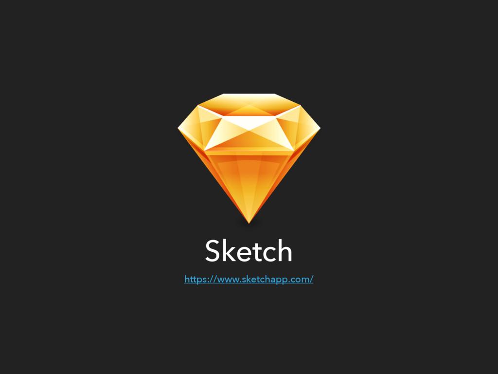 https://www.sketchapp.com/ Sketch