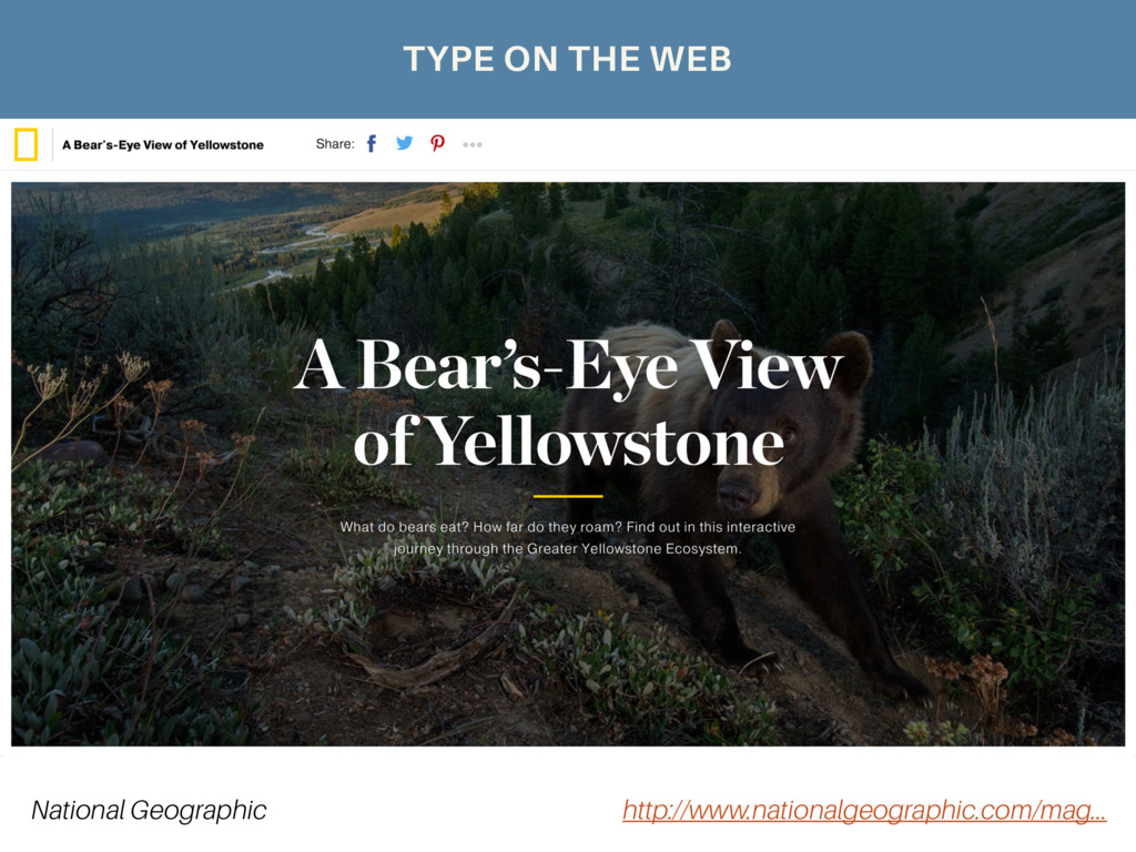 National Geographic http://www.nationalgeograph...