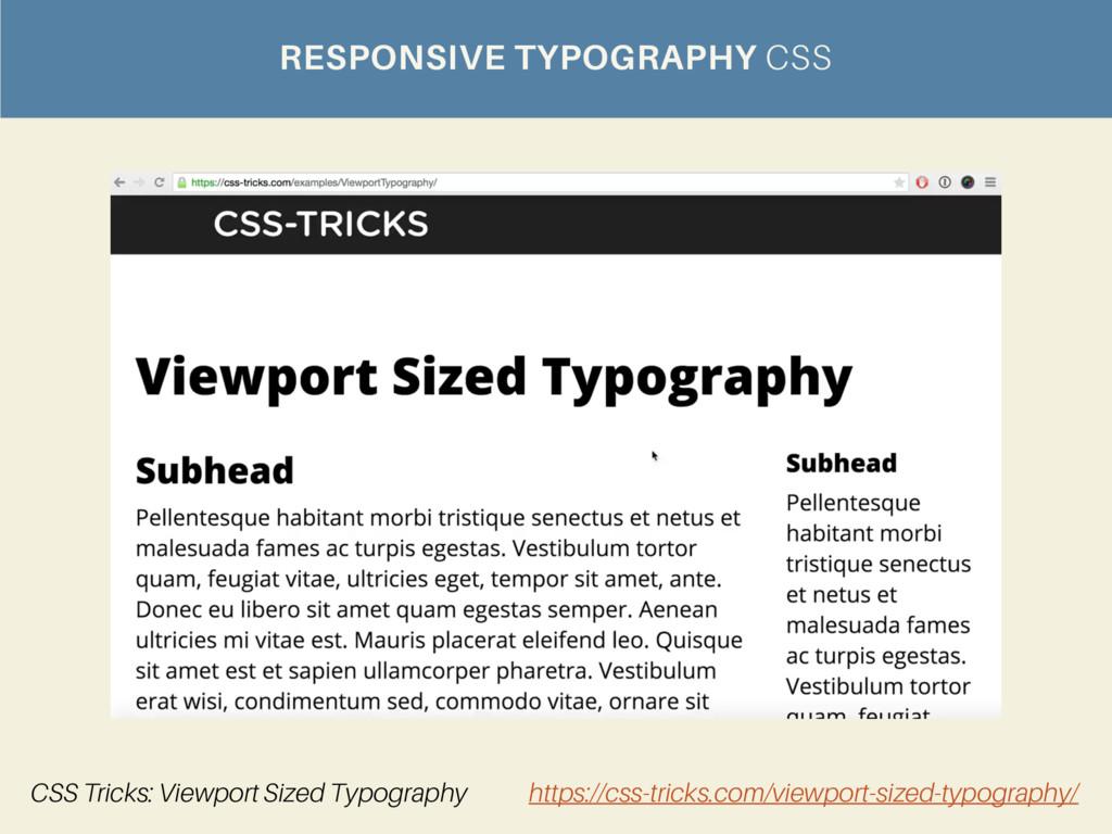 https://css-tricks.com/viewport-sized-typograph...