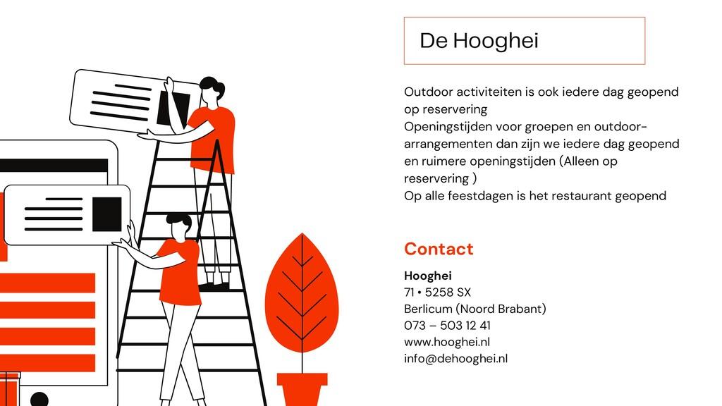 Contact Hooghei 71 • 5258 SX Berlicum (Noord Br...