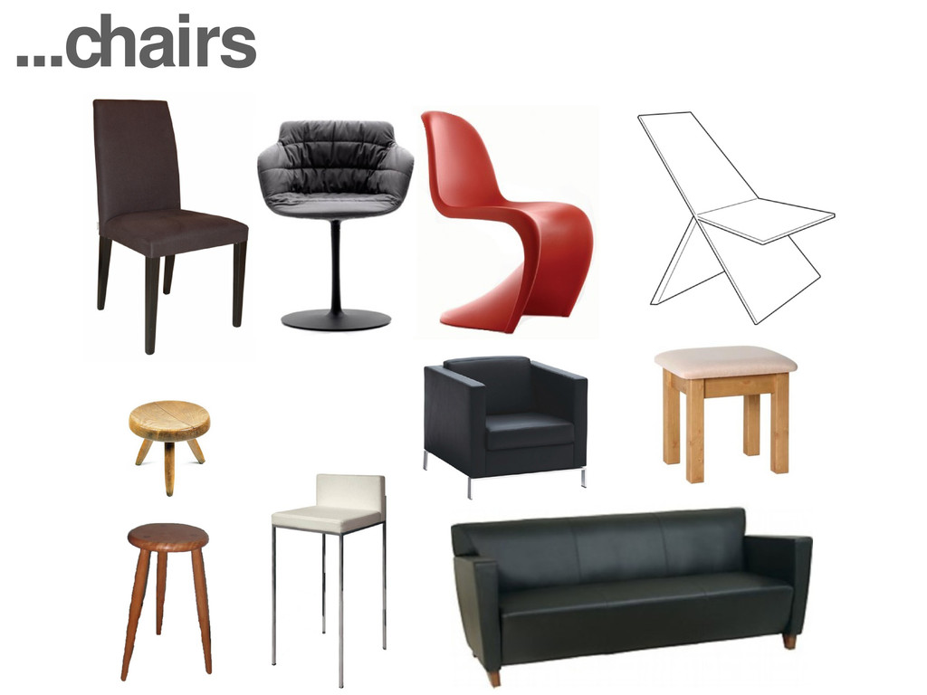 ...chairs