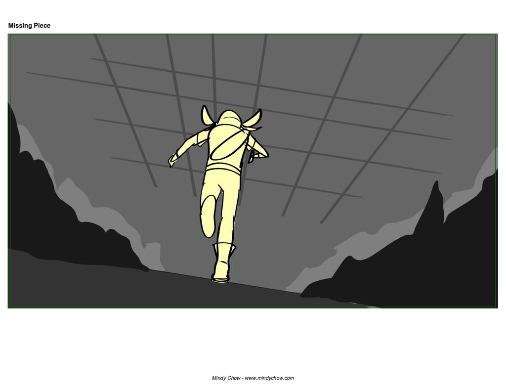 Missing Piece Mindy Chow - www.mindychow.com