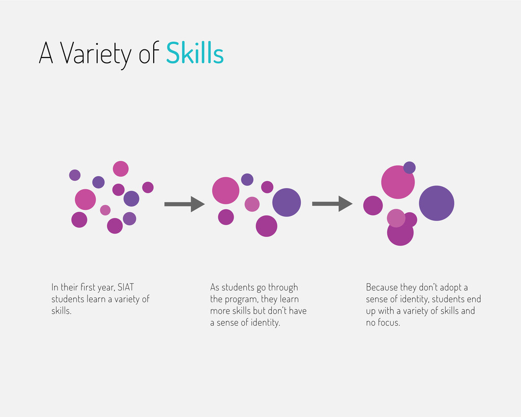 A Variety of Skills In their first year, SIAT st...