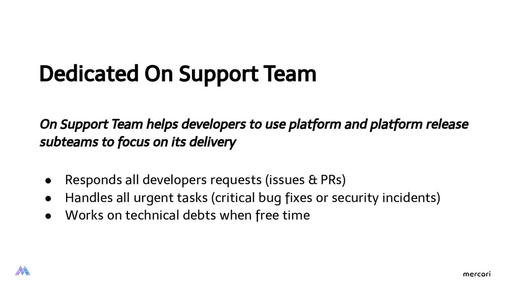 Dedicated On Support Team On Support Team helps...