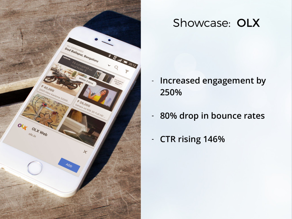 Showcase: OLX - Increased engagement by 250% -...