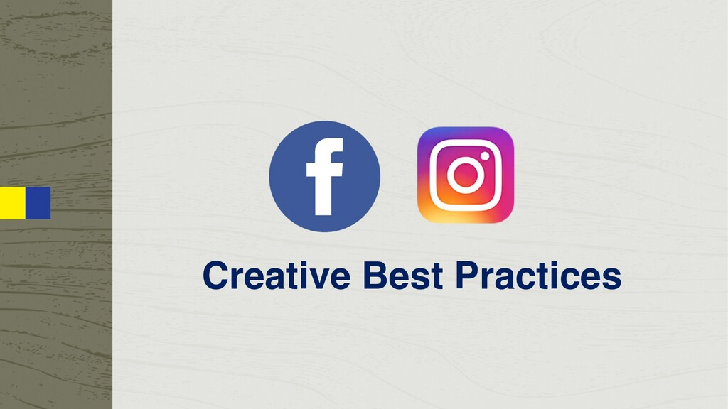 Creative Best Practices