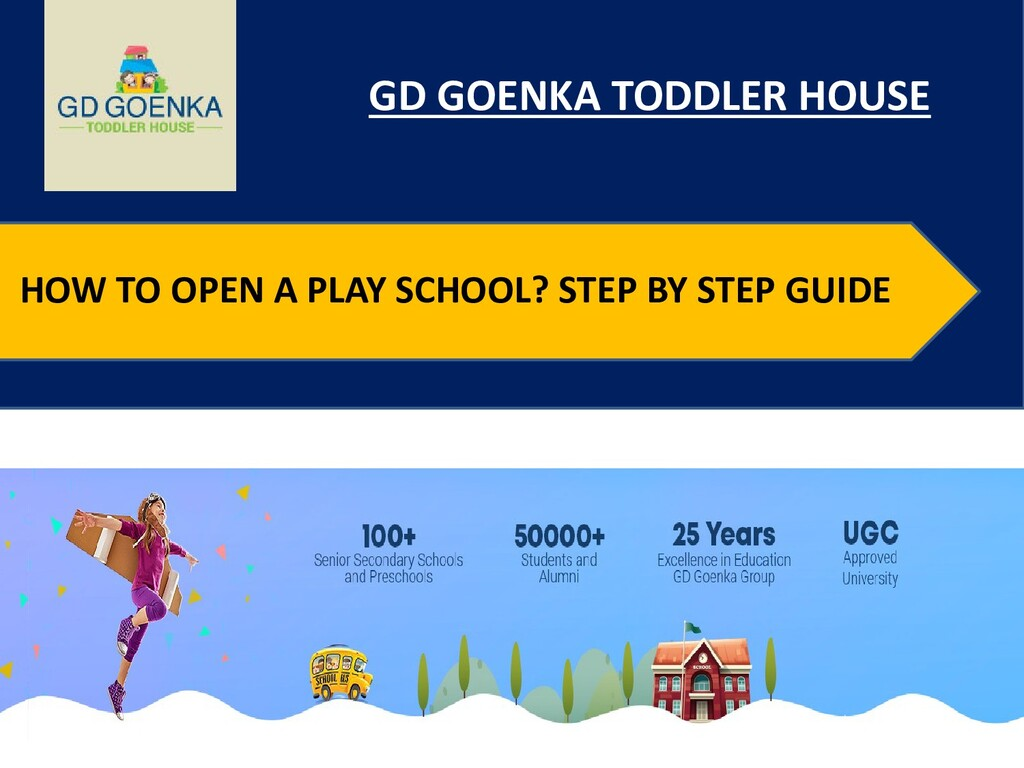 HOW TO OPEN A PLAY SCHOOL? STEP BY STEP GUIDE G...