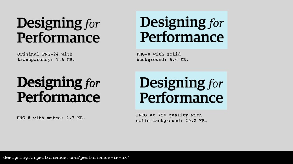 designingforperformance.com/performance-is-ux/ ...
