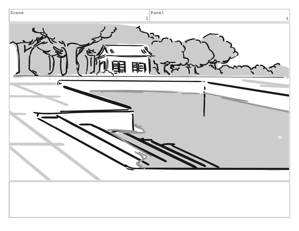 Scene 1 Panel 1