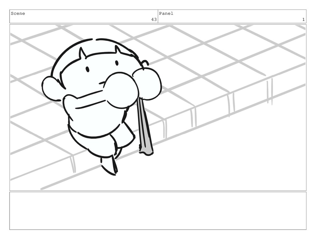 Scene 43 Panel 1
