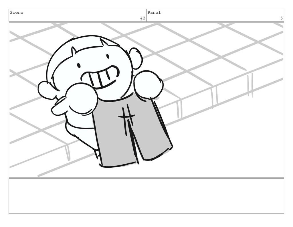 Scene 43 Panel 5