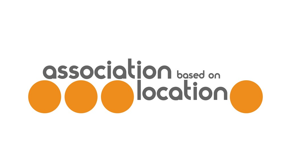 location association based on