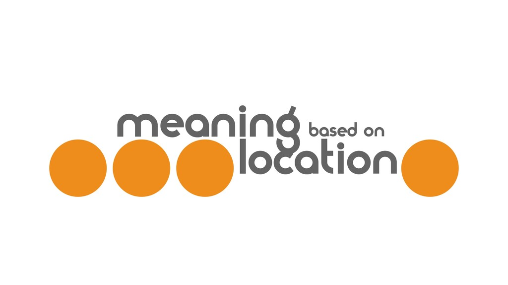 meaning location based on
