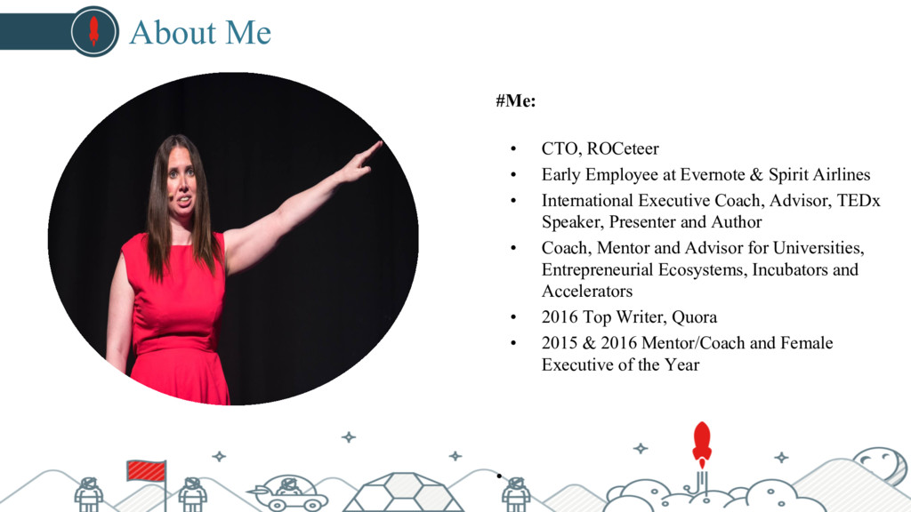 #pubcon About Me #Me: • CTO, ROCeteer • Early E...