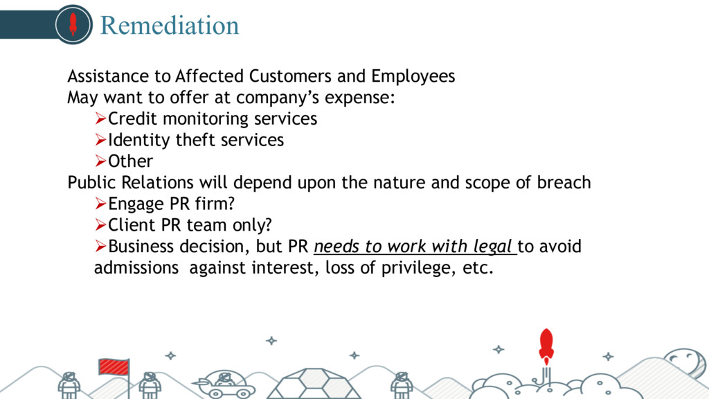 #pubcon Remediation Assistance to Affected Cust...