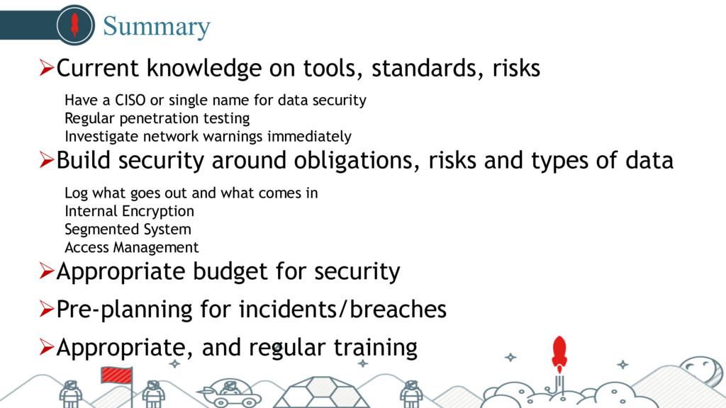 #pubcon Summary ØCurrent knowledge on tools, st...