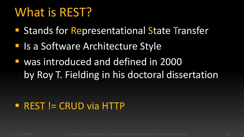 Outline  REST Basics  HATEOAS  Hypermedia wi...