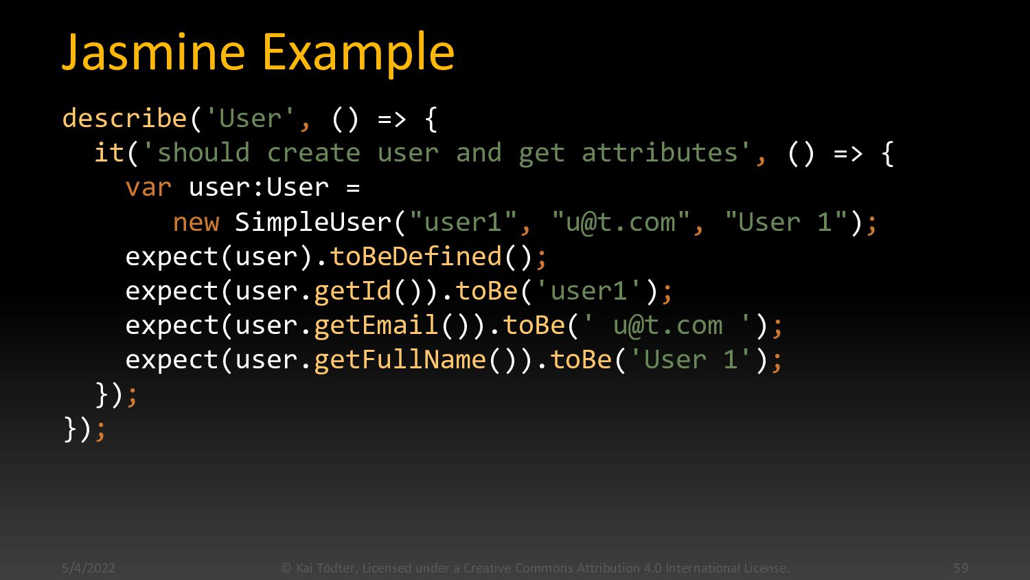 "package.json Example (2) ""license"": ""MIT"", ""dep..."