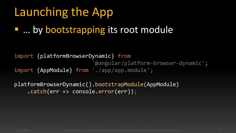 Angular Libraries  Angular ships as a collecti...