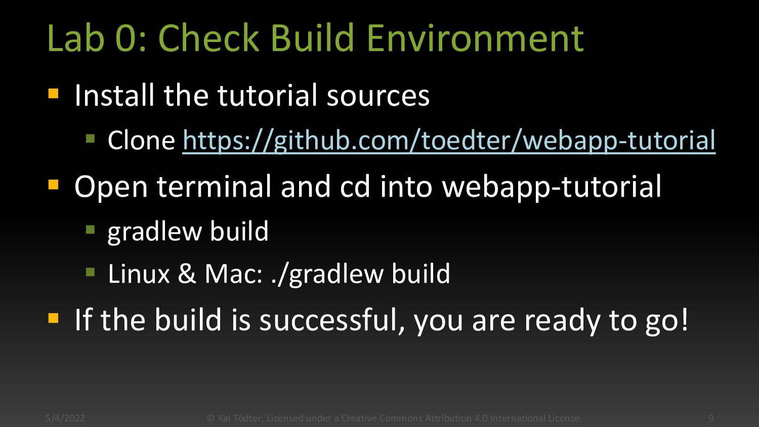 Requirements: Labs in Virtual Machine  Virtual...