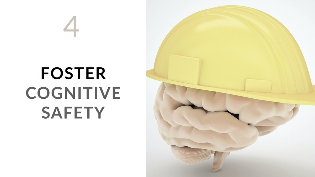FOSTER COGNITIVE SAFETY 4