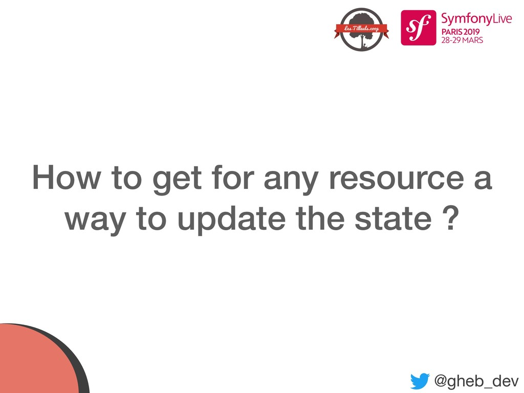 @gheb_dev How to get for any resource a way to ...