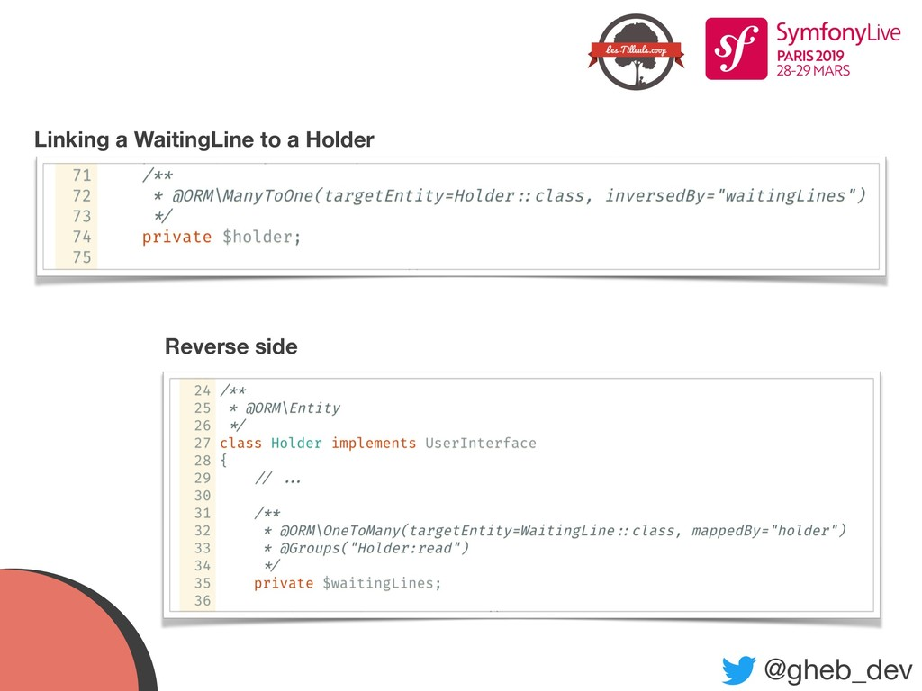 @gheb_dev Reverse side Linking a WaitingLine to...