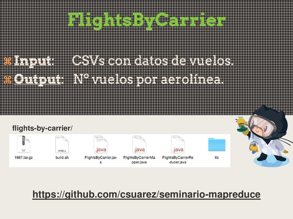 FlightsByCarrier   https://github.com/csuarez...