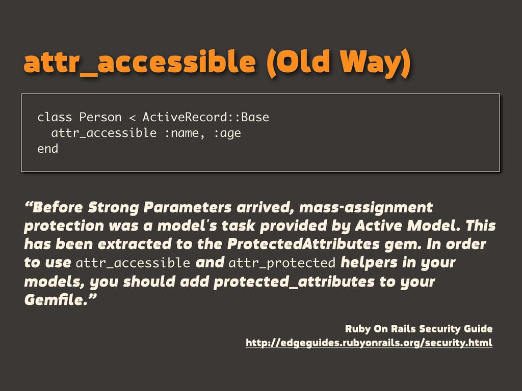 class Person < ActiveRecord::Base attr_accessib...
