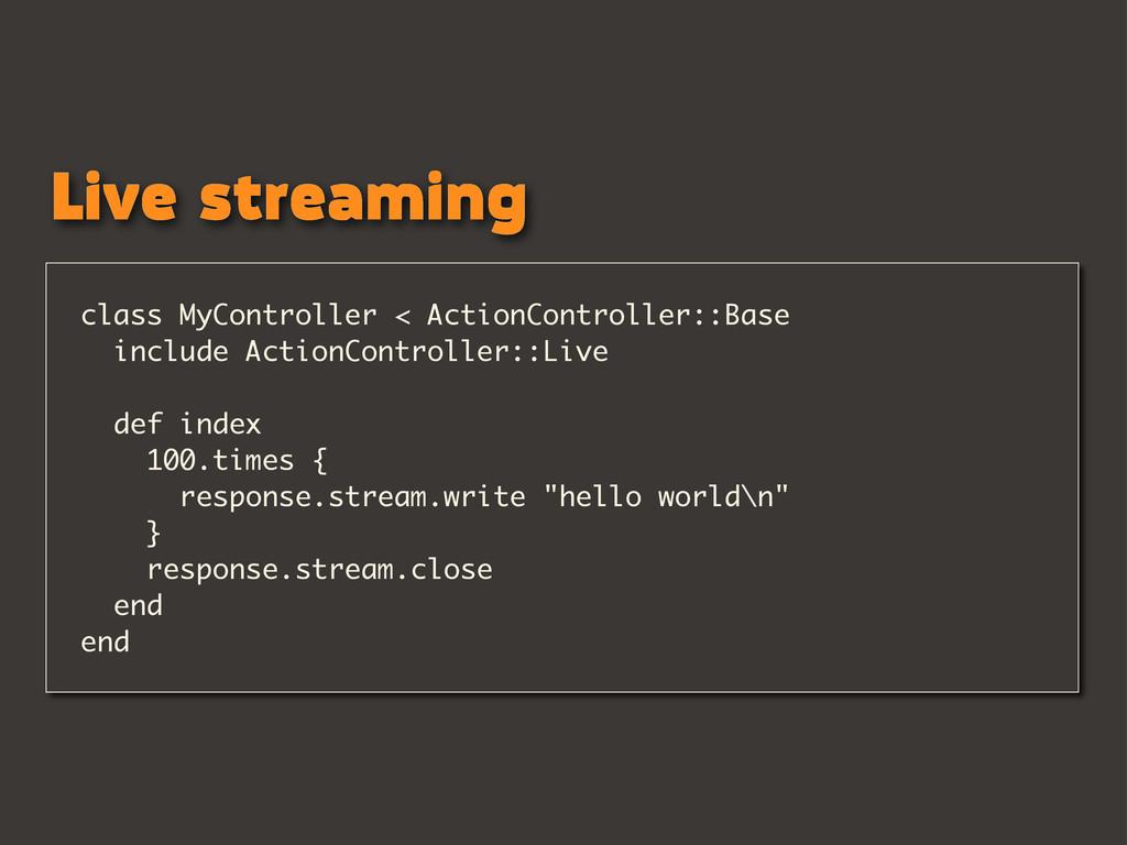 class MyController < ActionController::Base inc...