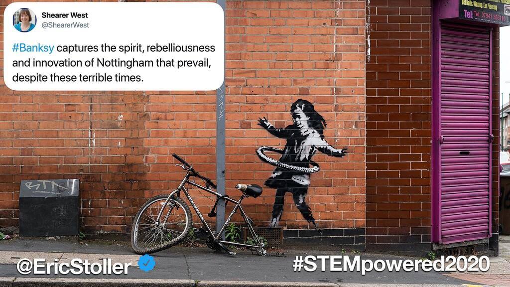 @EricStoller #STEMpowered2020