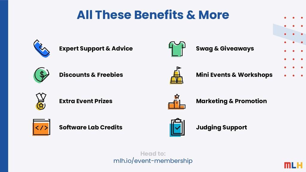 Expert Support & Advice Discounts & Freebies Ex...
