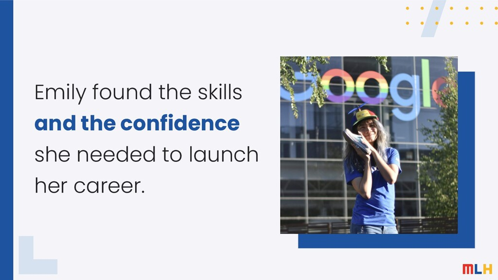 Emily found the skills and the confidence she n...