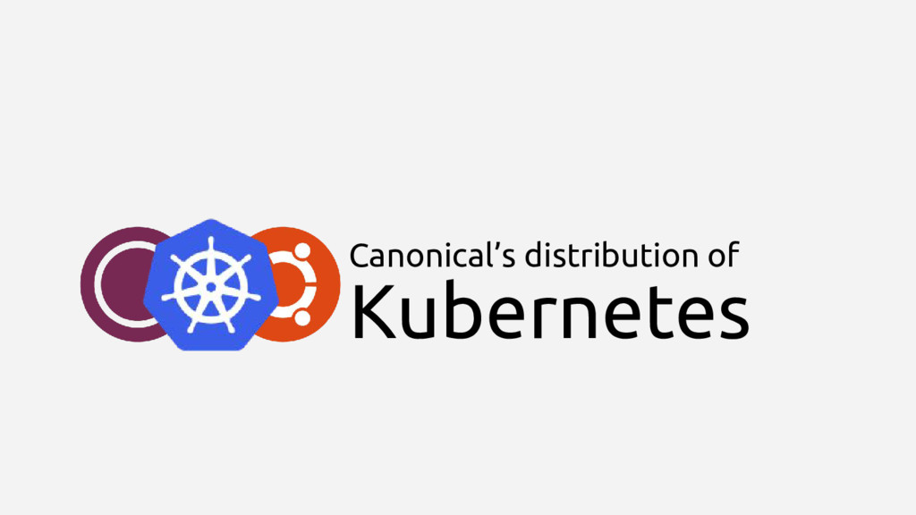 Kubernetes Canonical's distribution of