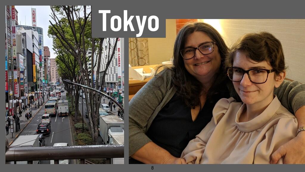 @WillingCarol 8 Tokyo