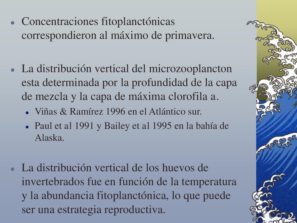  Concentraciones fitoplanctónicas correspondie...